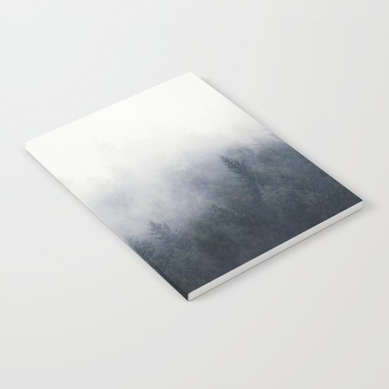 I Don't Give A Fog Notebook