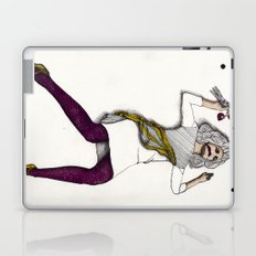 Fashion Illustration - Patterns and Prints - Part 5 Laptop & iPad Skin
