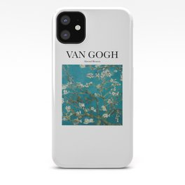 Van Gogh - Almond Blossom iPhone Case