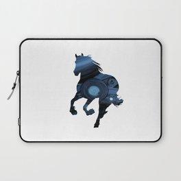 Blue Horse Laptop Sleeve