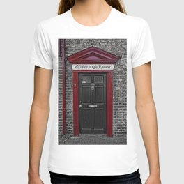 12 a T-shirt
