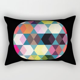 Tivoli Colourful Pattern  Rectangular Pillow