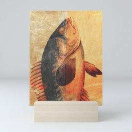 Piscibus 9 Mini Art Print