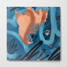 I Love You Jody No. 1 Metal Print