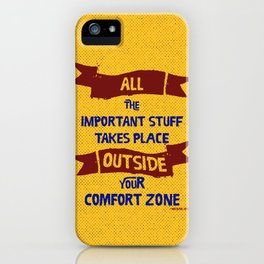 All The Important Stuff... iPhone Case
