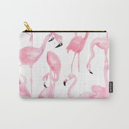 Flamingo Call Carry-All Pouch