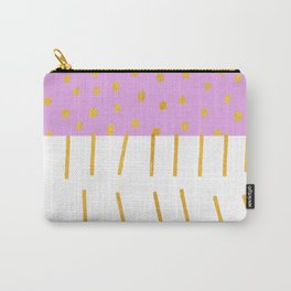 AZTEC BABE - Modern Pink Furniture Carry-All Pouch