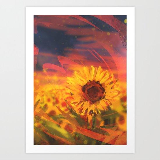 Sunflower by zandraart