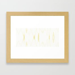 Nieve Framed Art Print