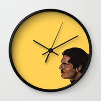 ali Wall Clocks featuring ALI by jeremia
