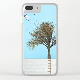 The Ladder Clear iPhone Case