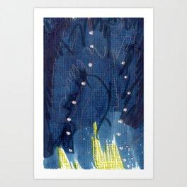 The Celestials I Art Print