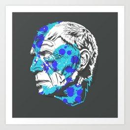 Picasso Redux Art Print