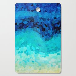 INVITE TO BLUE Cutting Board