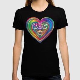 Electric Daisy Carnival Heart T-shirt