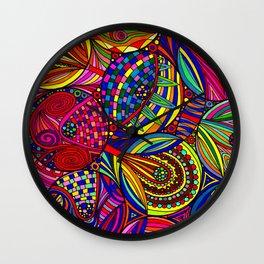 166 Wall Clock