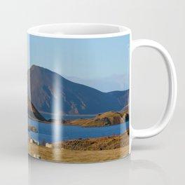 Lake Myvatn Iceland Coffee Mug