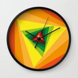 Triangular Gen Wall Clock