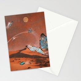 Butterfly World Stationery Cards