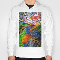 paradise Hoodies featuring Paradise by shannon's art space
