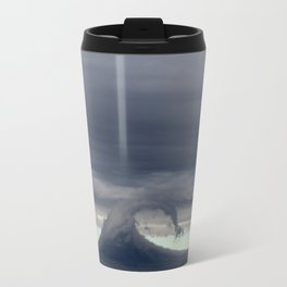 waves in the sky Travel Mug