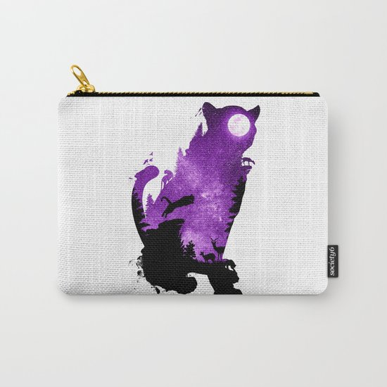 Into the Dark Carry-All Pouch