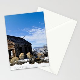 Little Forgotten Cabin Stationery Cards