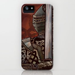 The Knotted Knight iPhone Case