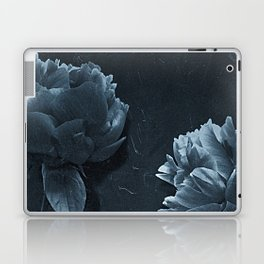 Blue Peonies Laptop & iPad Skin