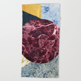 Marble Ecstasy | #society6 #decor #buyart Beach Towel