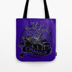 Darwin's Finches Tote Bag