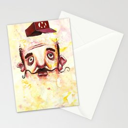 Super Mario 1 Stationery Cards