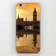 London art iPhone & iPod Skin