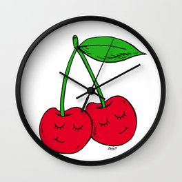 My Cherie_Aww Wall Clock