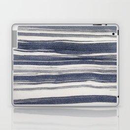 Brush stroke stripes Laptop & iPad Skin