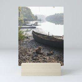 Below The Bridge Mini Art Print