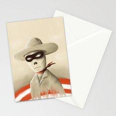 Wild wild death Stationery Cards