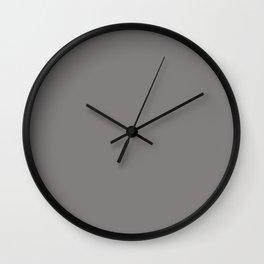 Cloudburst Wall Clock