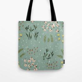 Little Fields Tote Bag