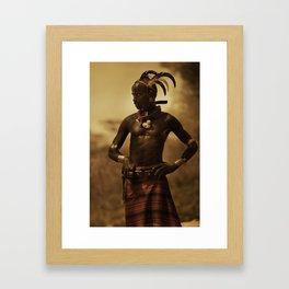 Ethiopia 16 Framed Art Print