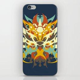 Abstraction Twenty-Five Amaterasu iPhone Skin