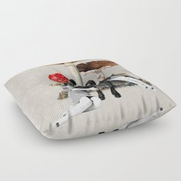 Upper Class Dealer Floor Pillow