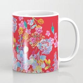 Fridas Flowers Coffee Mug