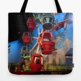 """""""Air Zoo"""" Tote Bag"""