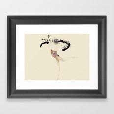 indepenDANCE #2 Framed Art Print