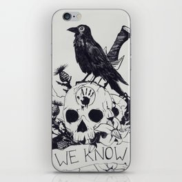 We know iPhone Skin