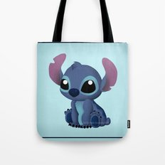 Chibi Stitch Tote Bag