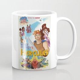 Vintage Hercules Poster Coffee Mug