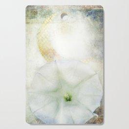 Moon Flower Cutting Board