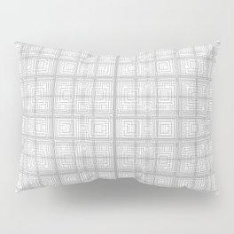 The Grid Pillow Sham